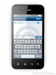 téléphone-portable-avec-l-écran-menu-de-sms-l-espace-pour-le-texte-27608859